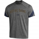 Under Armour Sideline Microstrip T-Shirt