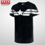 Preorder เสื้อยืด Captain America black