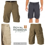 Royal Robbins Hauler Cargo Shorts