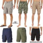 O'Neill Traveler Cargo Hybrid Shorts ( Stowaway Pack able )