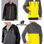 New Balance Men's Sequence II Running Hooded Jacket