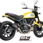 Ducati Scrambler CRT