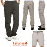 Lafuma Patterno Zip off Pant
