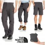 The North Face Men's Exploration Convertible (3 in 1 ) Pants