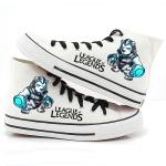 รองเท้าผ้าใบ league legends ver2