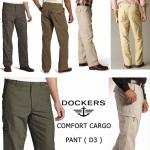 DOCKERS COMFORT CARGO CLASSIC FIT-D3