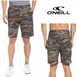 O'neill Loaded Camo Hybrid Shorts