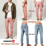 Quiksilver The Sumer Krest Chino Pant