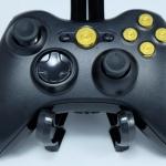 ABXY Aluminium Luger 9mm Xbox 360