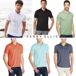 Perry Ellis Pima Cotton Texture Polo