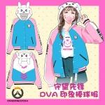 Preorder เสื้อกันหนาว d.va overwatch