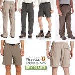 Royal Robbins Men's Zip N Go Pants