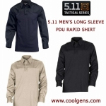5.11 Men's Long Sleeve Pdu Rapid Shirt