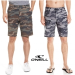 O'neill Loaded Camo Hybrid Shorts ( New Colors & New Size )