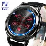 Preorder นาฬิกา Led ระบบจอสัมผัส Death Note L 2015 ver 3