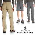 Royal Robbins Traveler Stretch Convertible Pant