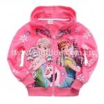 เสื้อคลุมเอลซ่า-อันนาสีชมพู