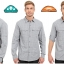 Columbia Men's Silver Ridge plaid Shirt ( Short & Long Sleeve ) thumbnail 7