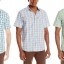 Columbia Men's Silver Ridge plaid Shirt ( Short & Long Sleeve ) thumbnail 8