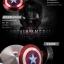 PREORDER แบตสำรอง Captain America โล่กัปตัน กัปตันอเมริกา thumbnail 3