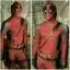 Preorder ชุดคอส Deadpool tights thumbnail 3