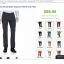 Dockers Alpha Stretch SKINNY & SLIM Pant ( New ) thumbnail 12
