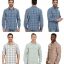 Columbia Men's Silver Ridge plaid Shirt ( Short & Long Sleeve ) thumbnail 13