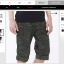 UNIQLO Roll Up 3/4 Cargo Pants ( มาเพิ่ม 21-09-58) thumbnail 7