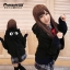 เสื้อคลุมขนสัตว์สีKiki cos KIKI thumbnail 6
