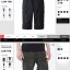 UNIQLO Roll Up 3/4 Cargo Pants thumbnail 9