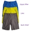 Jack Wolfskins Men's New Active Track Shorts thumbnail 3