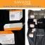 Savane® Men's Straight-Fit Sharkskin Dress Pant thumbnail 2