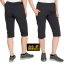 Jack Wolfskins Women's Accelerate 3/4 Pant thumbnail 1