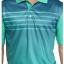 PRO TOUR Front Linear Gradient Polo Shirt thumbnail 5