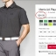 Under Armour Heatgear Playoff Polo ( แบบสีพื้น ) thumbnail 4