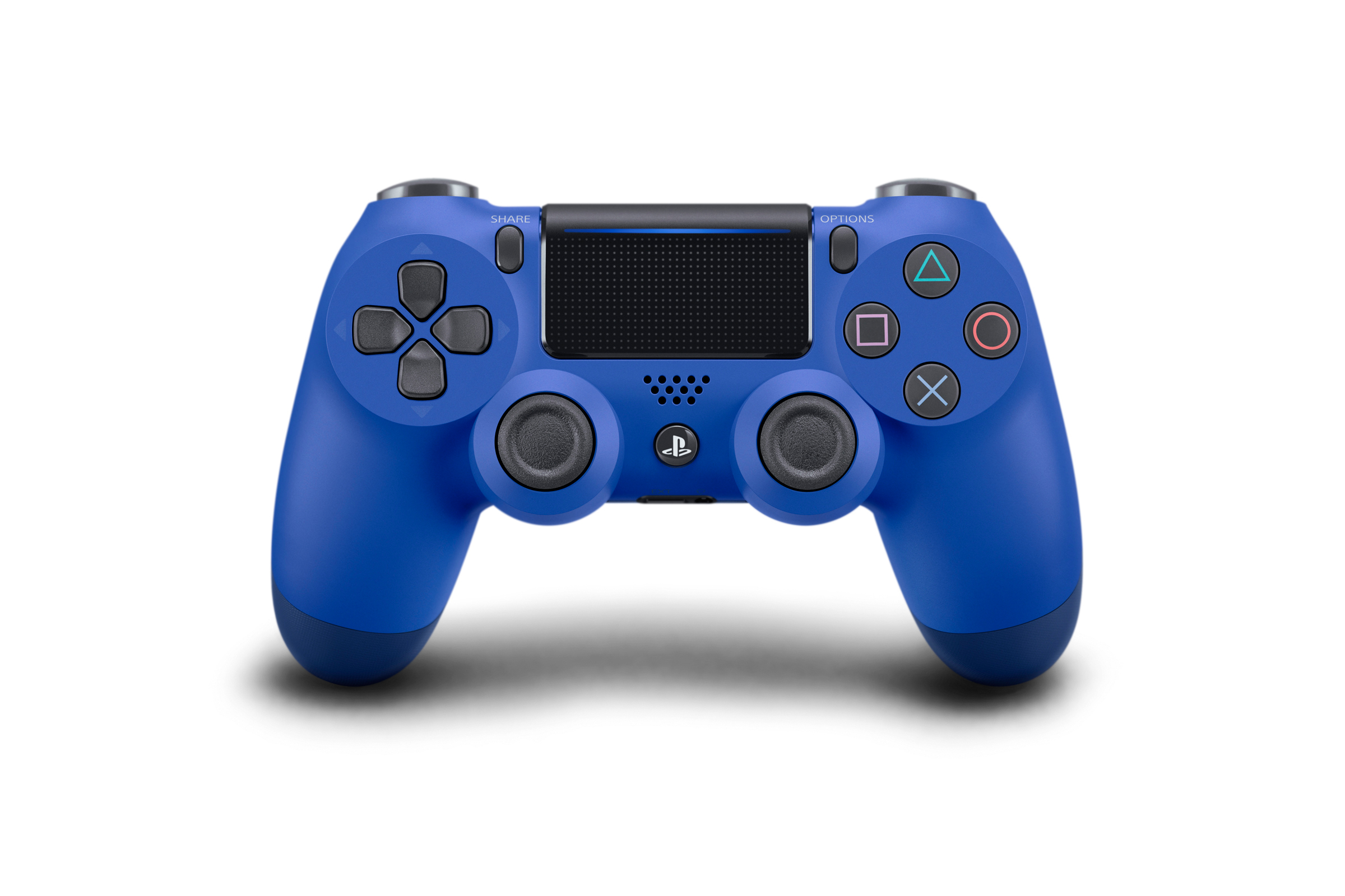 New PS4 Controller : Dual Shock 4 Wave Blue