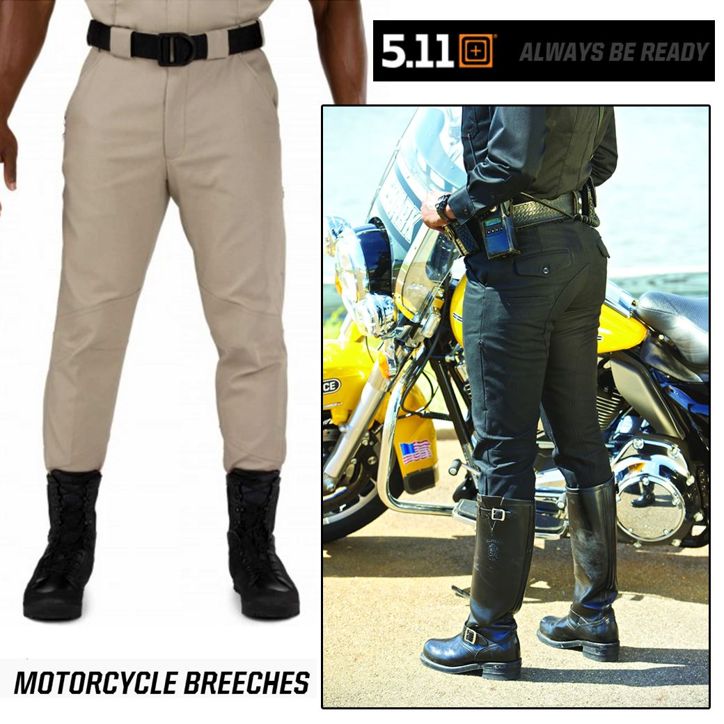 5.11 MOTORCYCLE BREECHES PANT