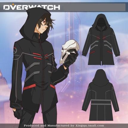 Preorder เสื้อฮู๊ดดี้ Overwatch