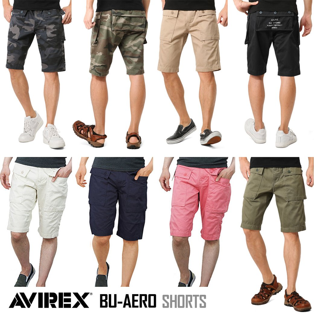 Avirex Bu-Aero Shorts
