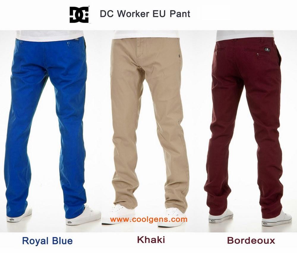 DC Worker EU Pant