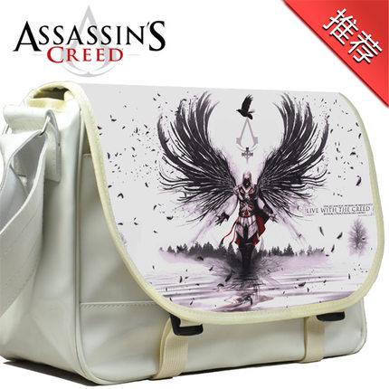 Preorder กระเป๋าสะพายแบบผ้า assassins creediv blackflag อัสแซสซินส์ครีด