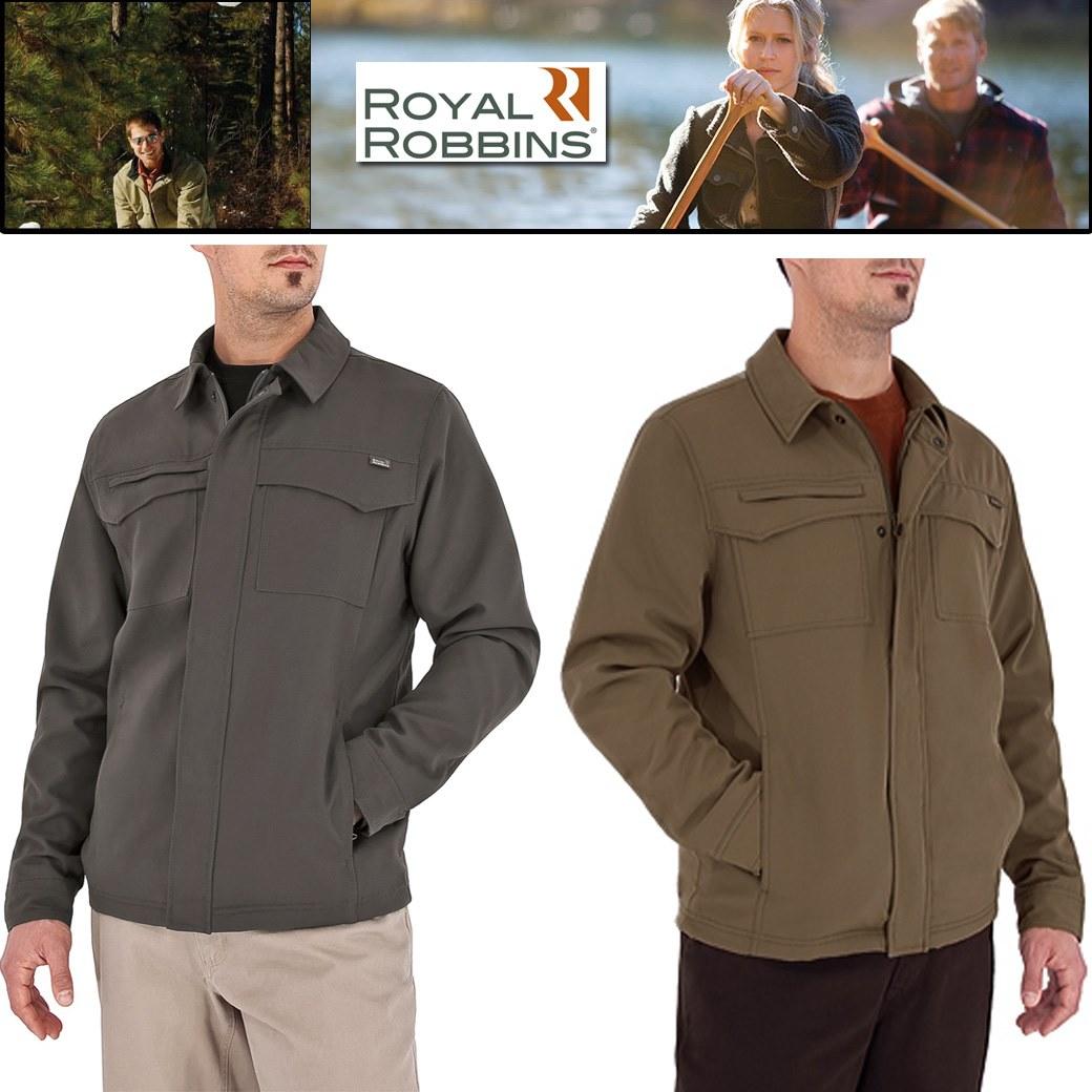 ROYAL ROBBINS Billy Goat Mountain Jacket