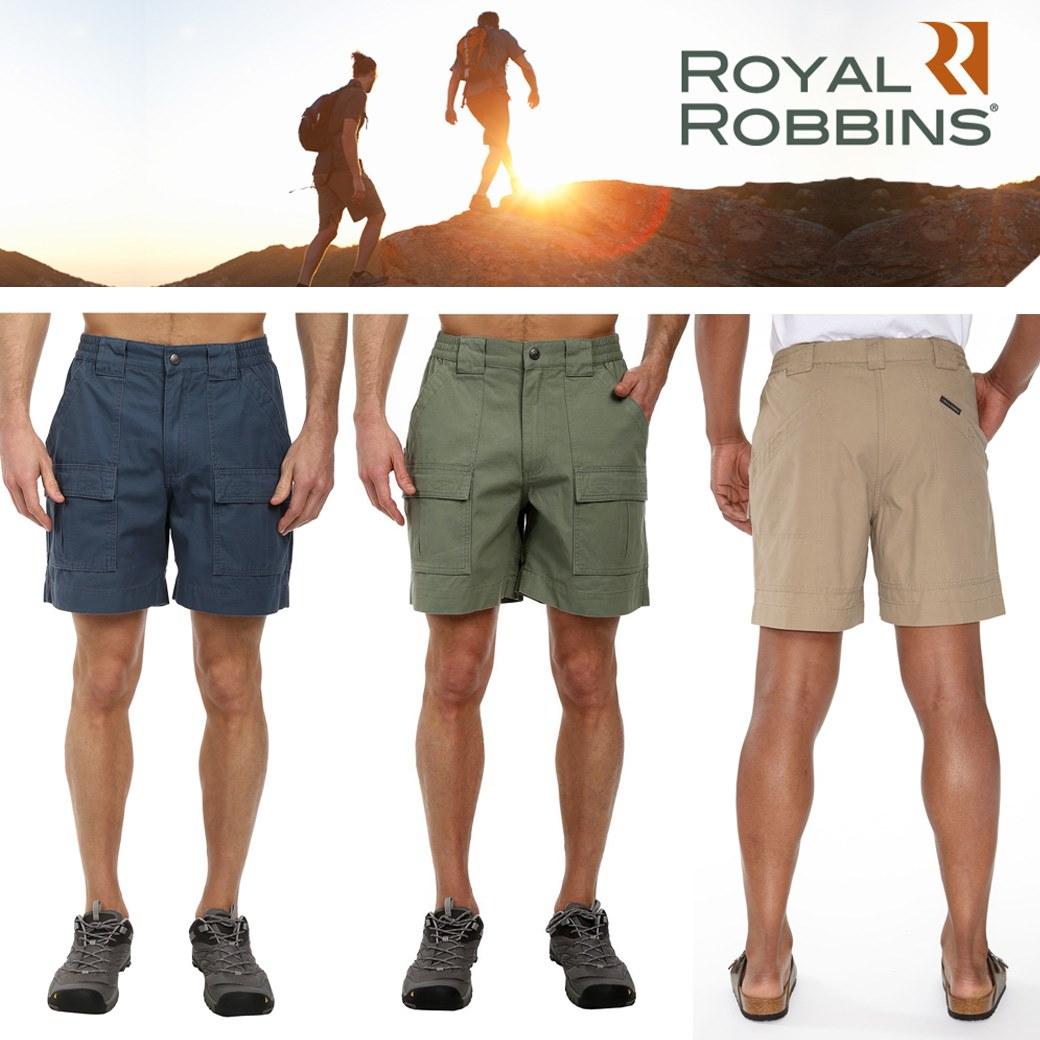 Royal Robbins Men's Bluewater Shorts