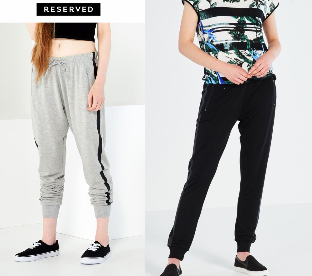 RESERVED YFL SWEATPANTS