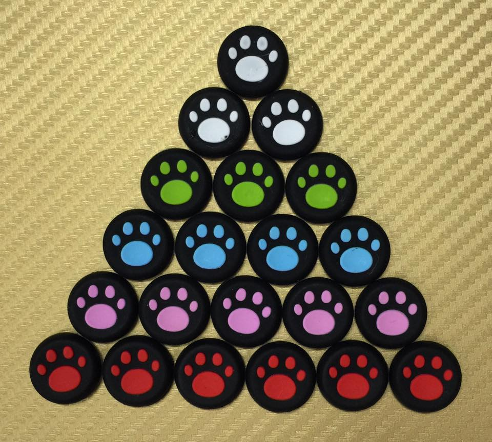 ซิลิโคนอนาล็อก ตีนแมว