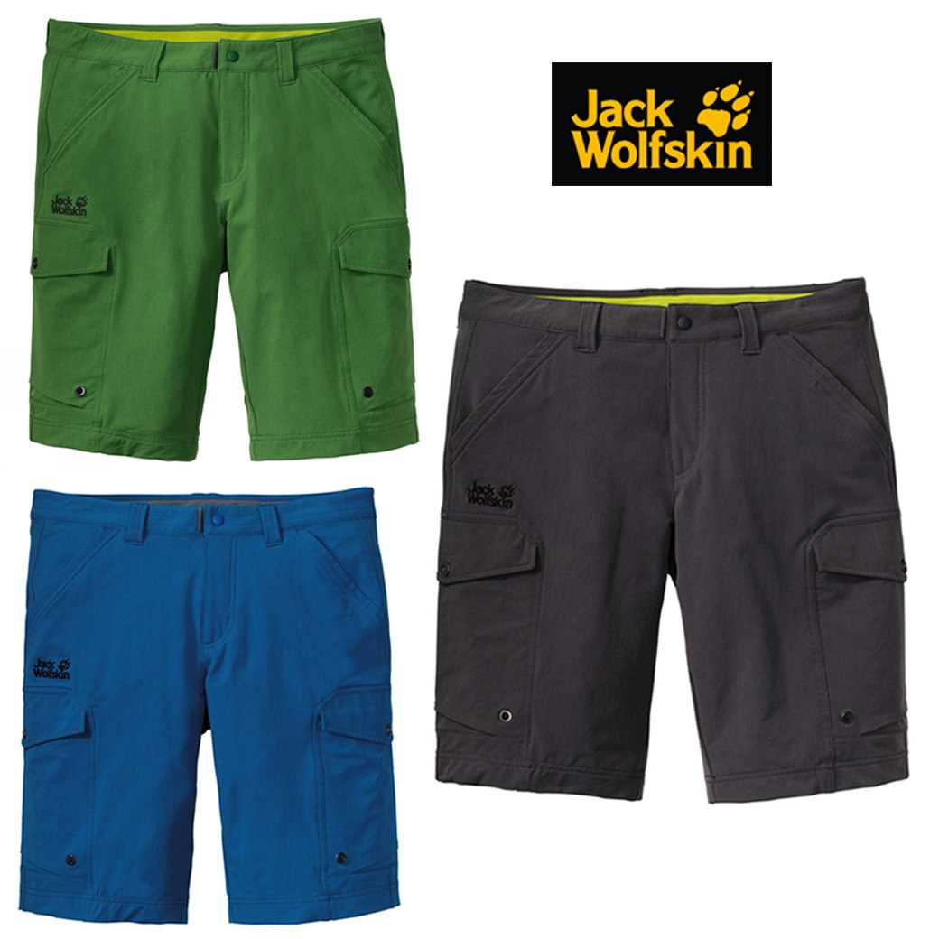 Jack Wolfskins Activate XT Shorts Men