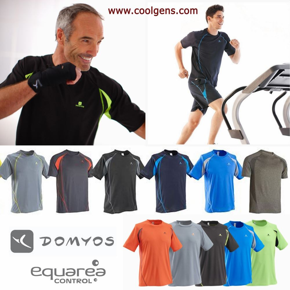 Domyos Breathable Fitness T-shirt