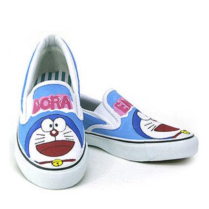 รองเท้าสวม Doraemon