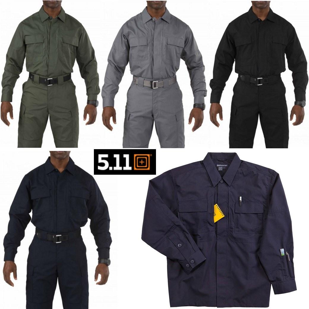 5.11 Tactlite Tdu Long Sleeve Shirt