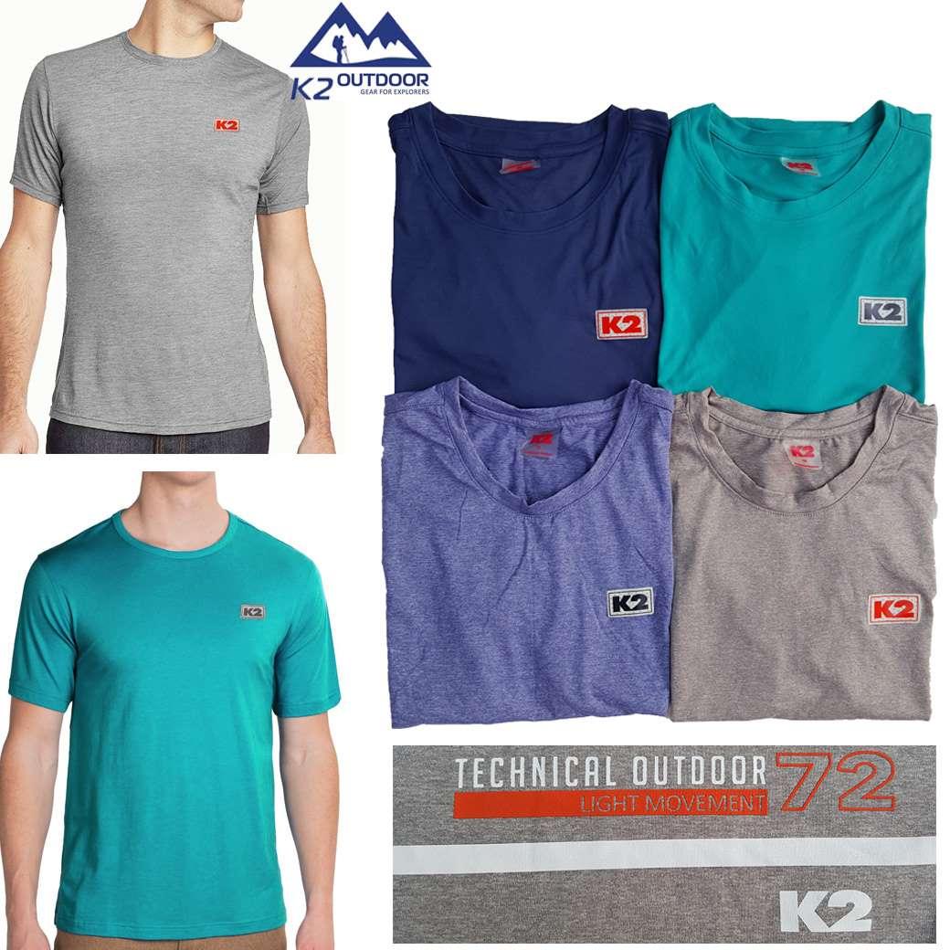 K2 Tachnical Outdoor Light & Movement T-shirt ( Unisex )